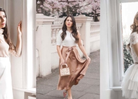 Fashion, Lifestyle and Beauty Influencer: Nurce Erben – Exclusive Interview