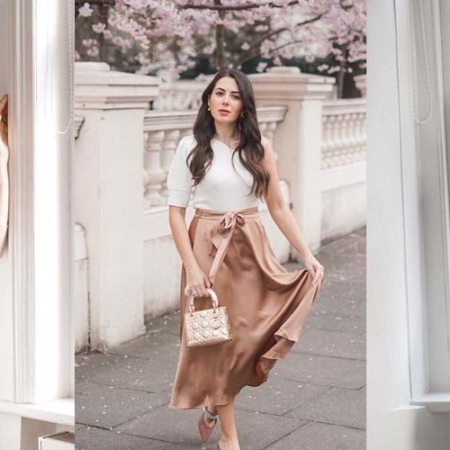 Fashion, Lifestyle and Beauty Influencer: Nurce Erben - Exclusive Interview