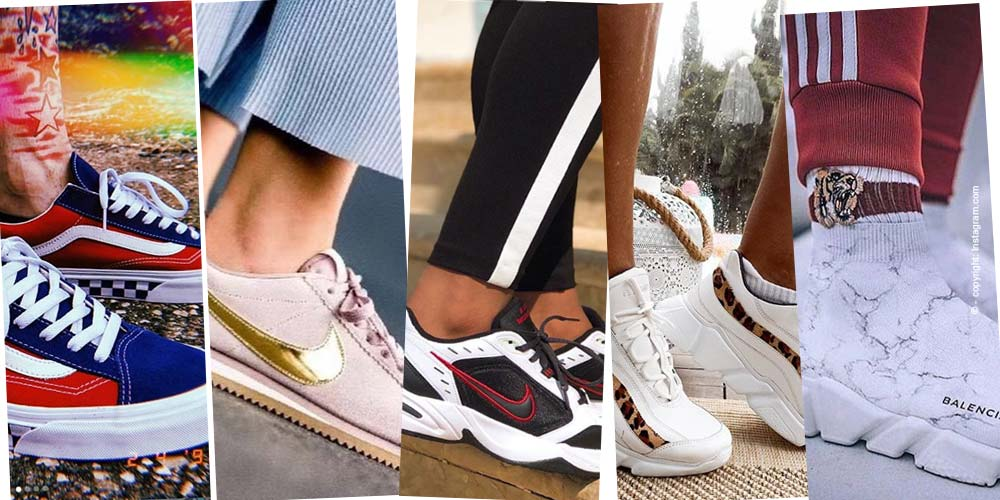 Shoes online shopping: Trends for women and men 2019