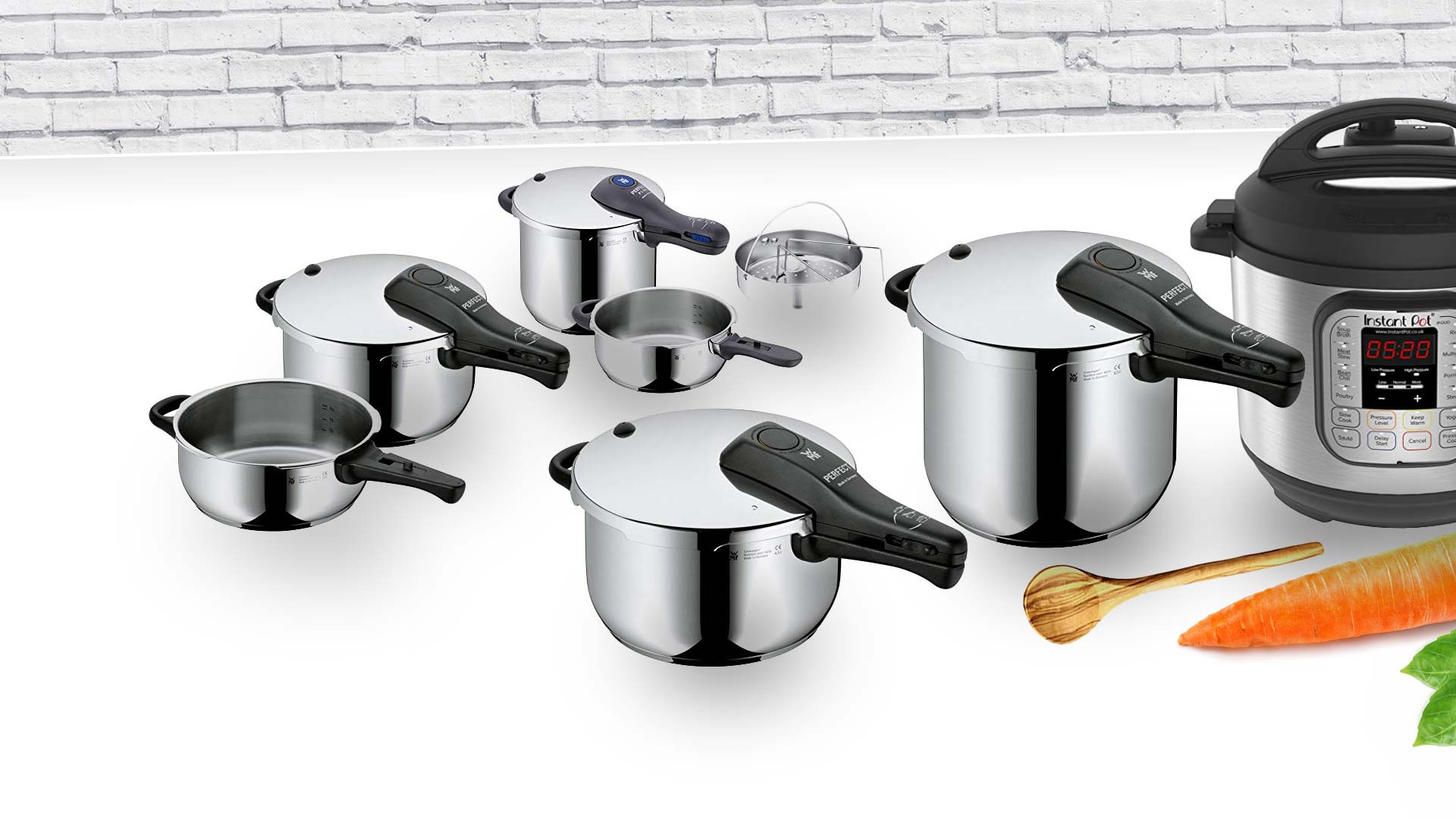 Pressure cooker: advantages, comparison & test winner - save energy!