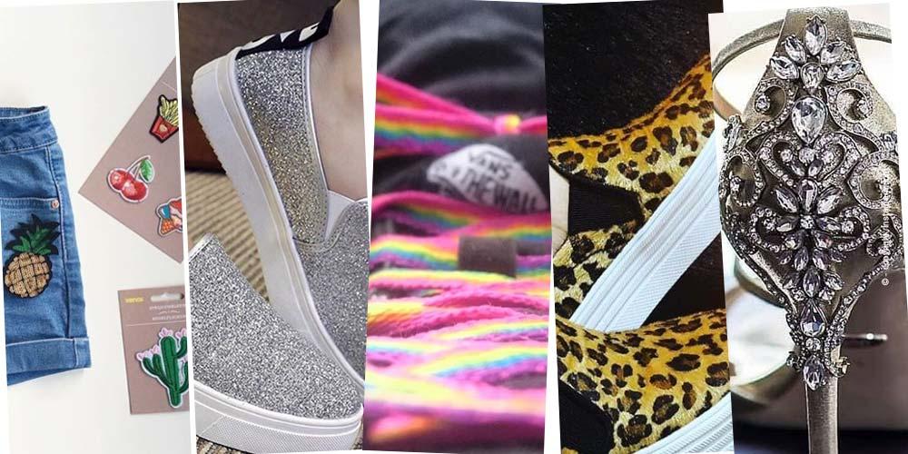 promo code 206e5 8b2f5 Create your own shoes-Simple DIY's - FIV Magazine: Fashion ...