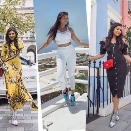 Bonnie Rakhit: Fashion & Travel from London - Top 25 Influencers in UK