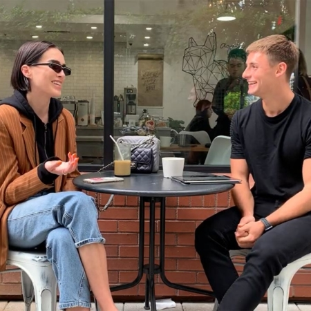 Exclusive interview with Alex Costa from Los Angeles about