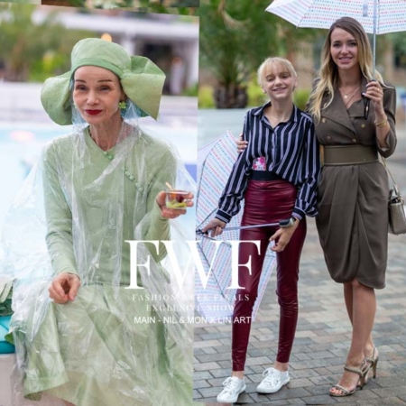 FWF - Fashion Week Finals Berlin Summer '19: Guests & Outfits