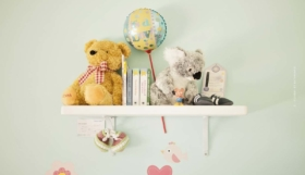I'll set up the nursery: Tips, ideas, design & security
