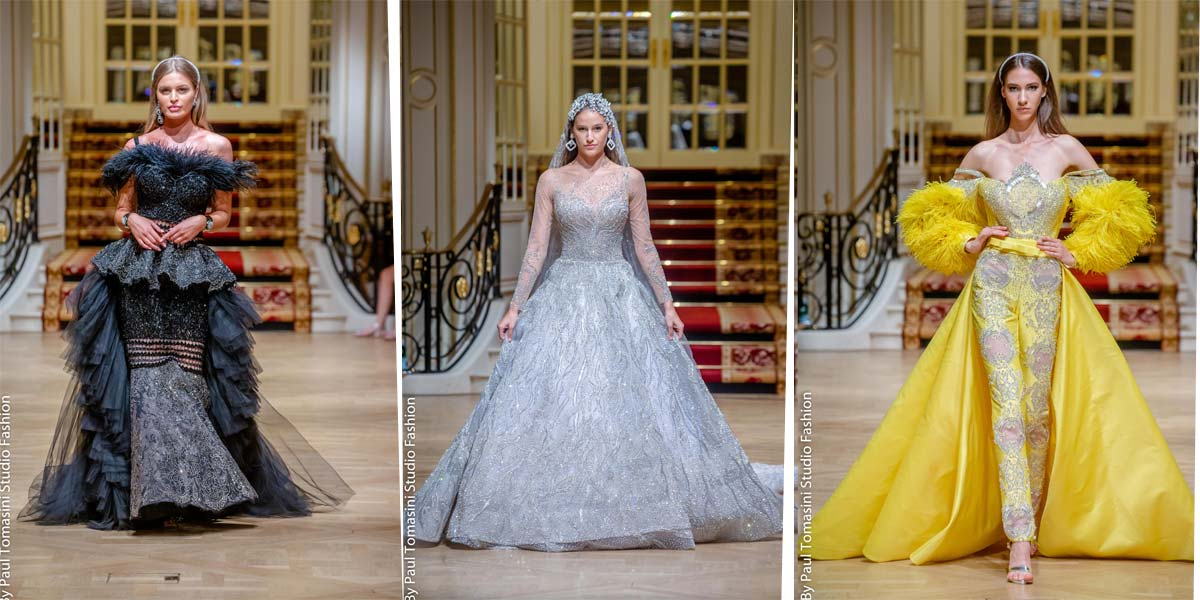 Oriental Fashion Show Paris Haute Couture 2019 Ritz Paris - Overview