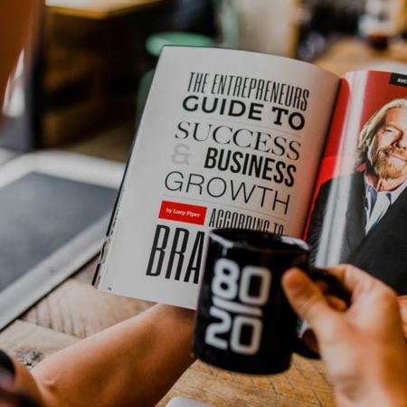 Earn money: Learning from the best - Top 5 entrepreneurs