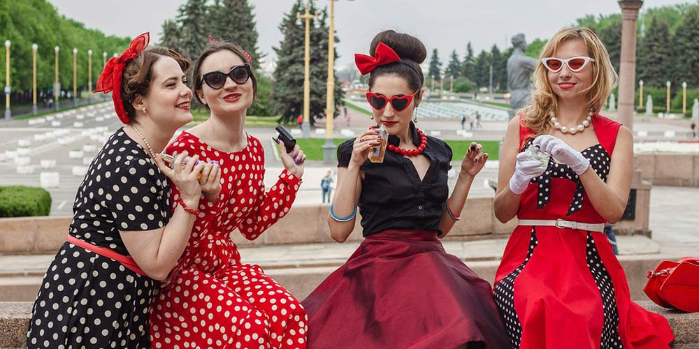 Rockabilly look - how to style it like a pro