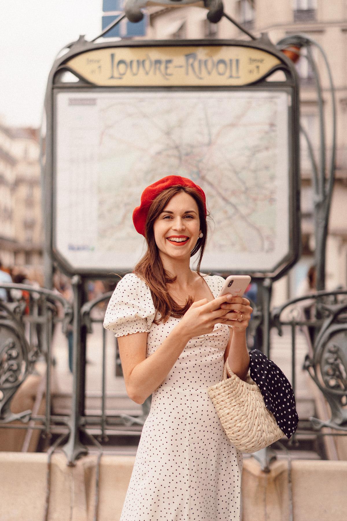 Exklusives Herbstinterview mit dem eleganten Pariser Influencerin Daphné Moreau - Fashion, Beauty & Lifestyle