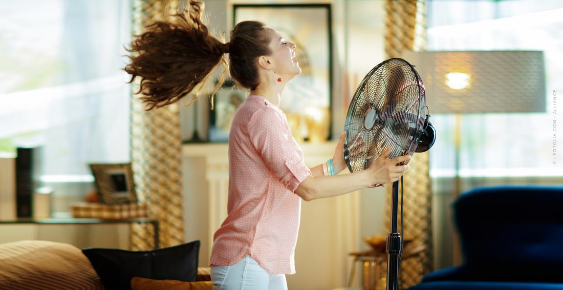 Fan: Good climate for your home! Cheap or expensive? The comparison