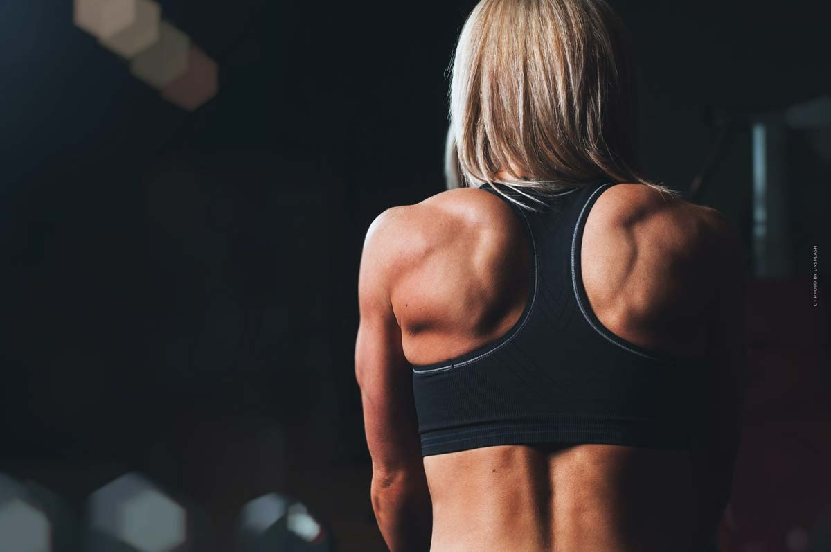 Fitness & Sport - Exclusive Interview with Justine Gallice, Influencer und Trainer sporty