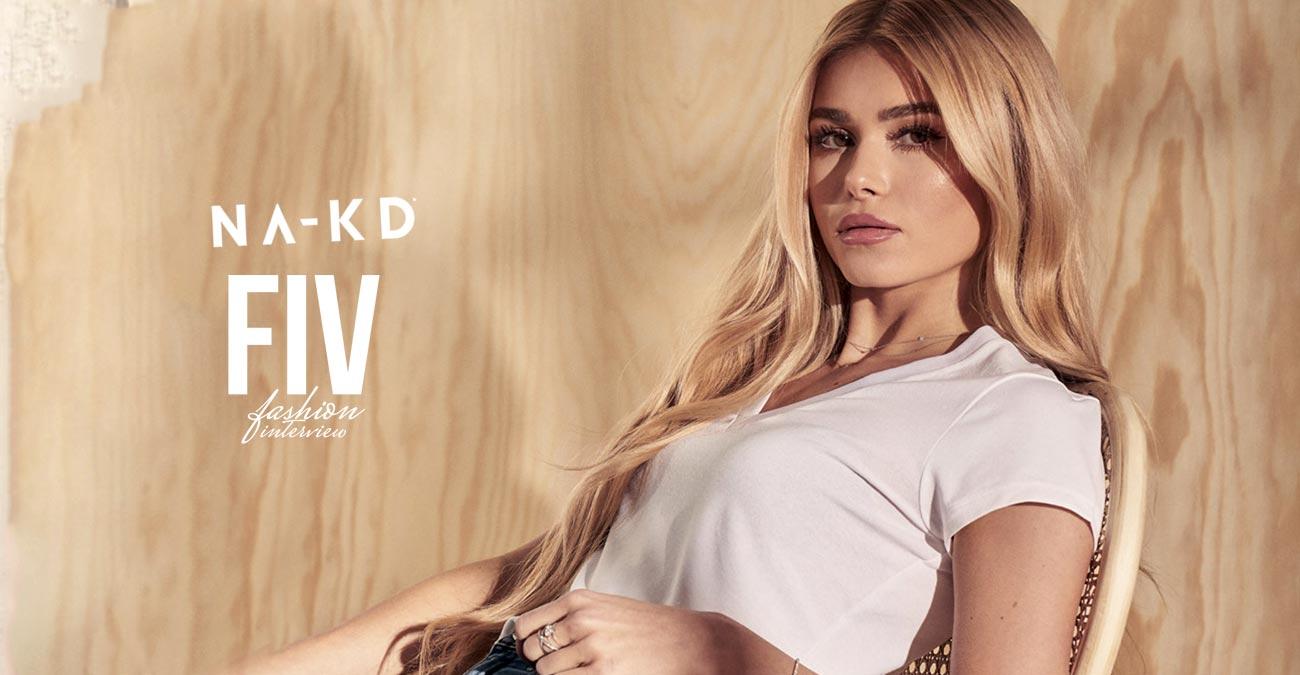 Pamela Reif x NA-KD Reborn - Sustainable Trendy