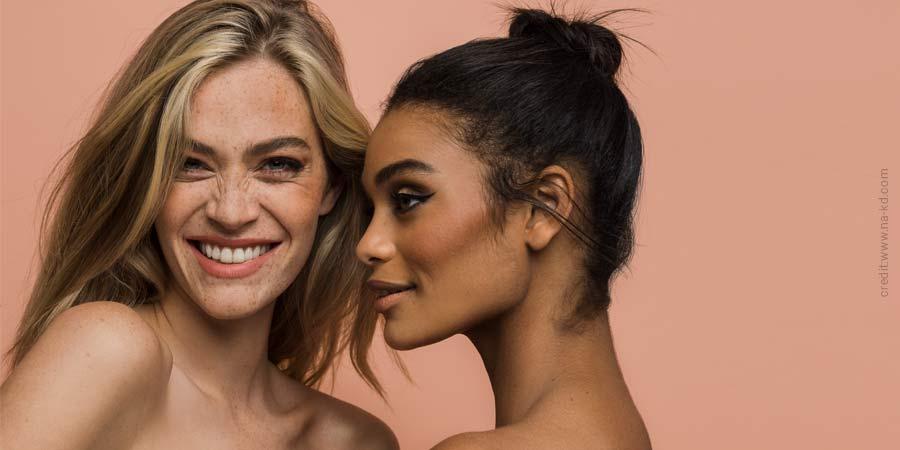 Makeup series: NA-KD: eyebrow gel, eyebrow pencil, bronzer, lipstick & more
