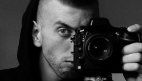 Aleksander Ziarnecki – first photo, the way to fashion photograph & 3 tips for models