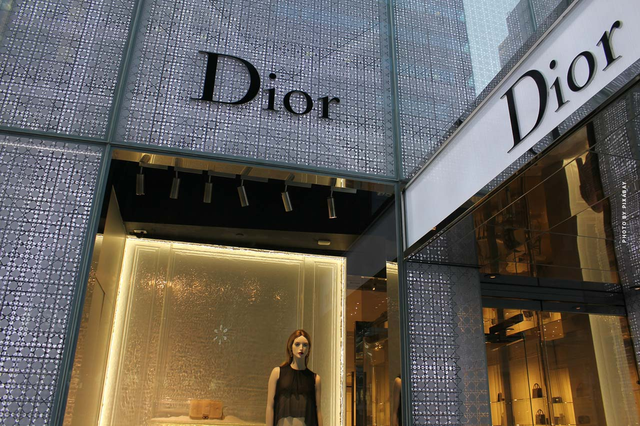 Christian Dior - timeless designs up to the most exquisite fragrances