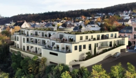 Investment property Frankfurt am Main: Investment in the bacon belt