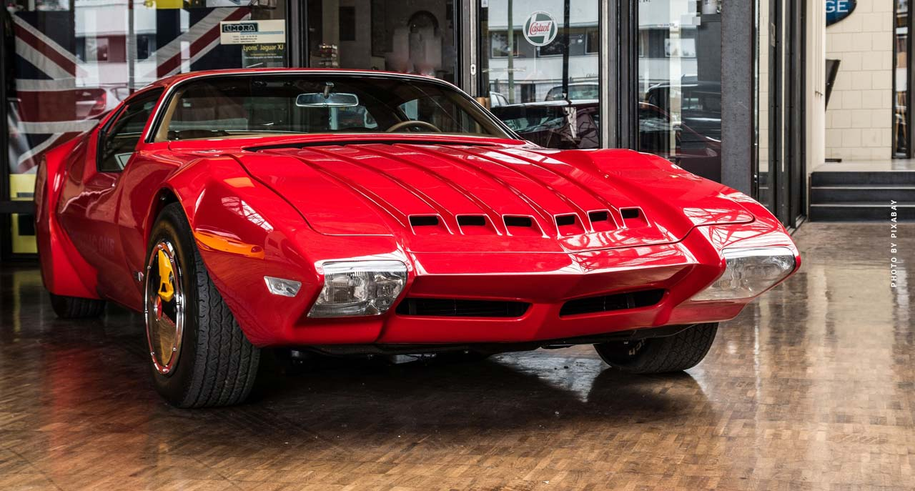 Investment car: classic cars, sports cars and value appreciation