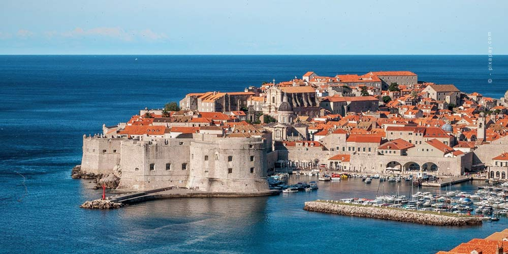 Croatia: Places of interest, holiday homes & camping - Travel tips for your holidays