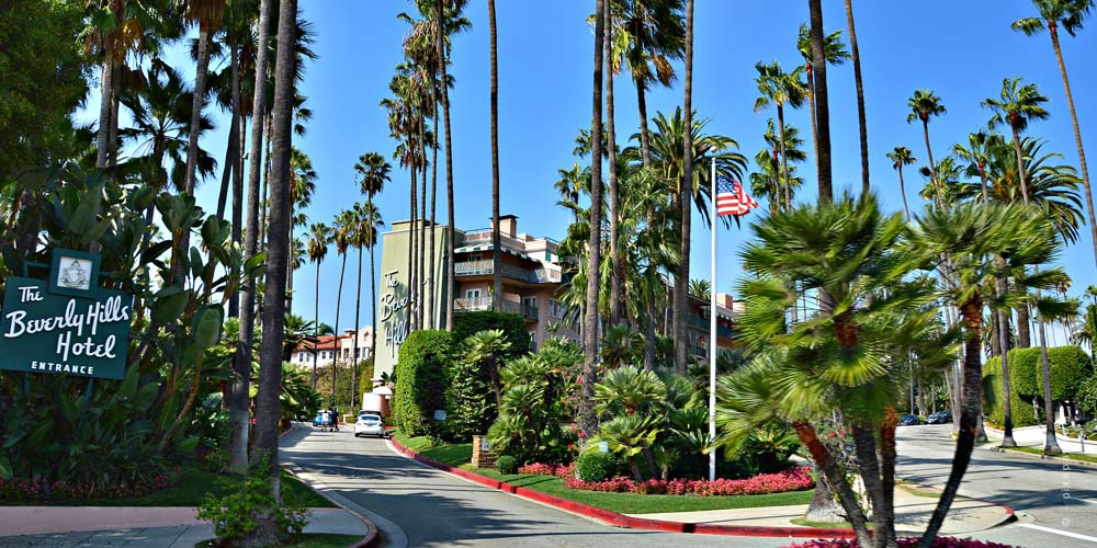 Los Angeles: The top 34 hotels in Beverly Hills, Hollywood & Co.