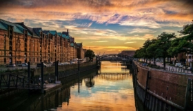 Holiday Hamburg: musicals, comedy and beach holidays with harbour tours