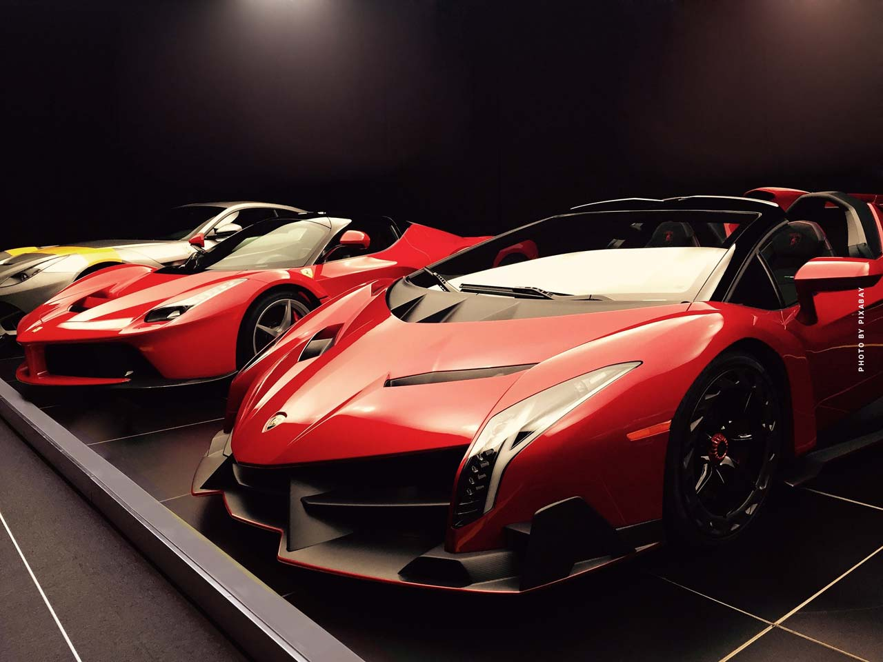 Buy Ferrari as a capital investment: The most expensive Ferrari models
