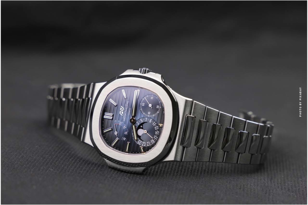 The most expensive watches in the world: Patek Philippe Heo2D
