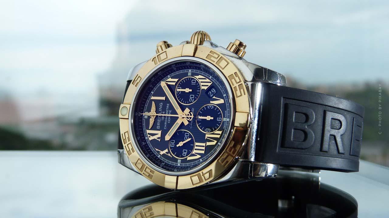 Luxury Watches XXL: Breitling, Cartier, Patek Philippe, Rolex & Co. - List (Men & Women)
