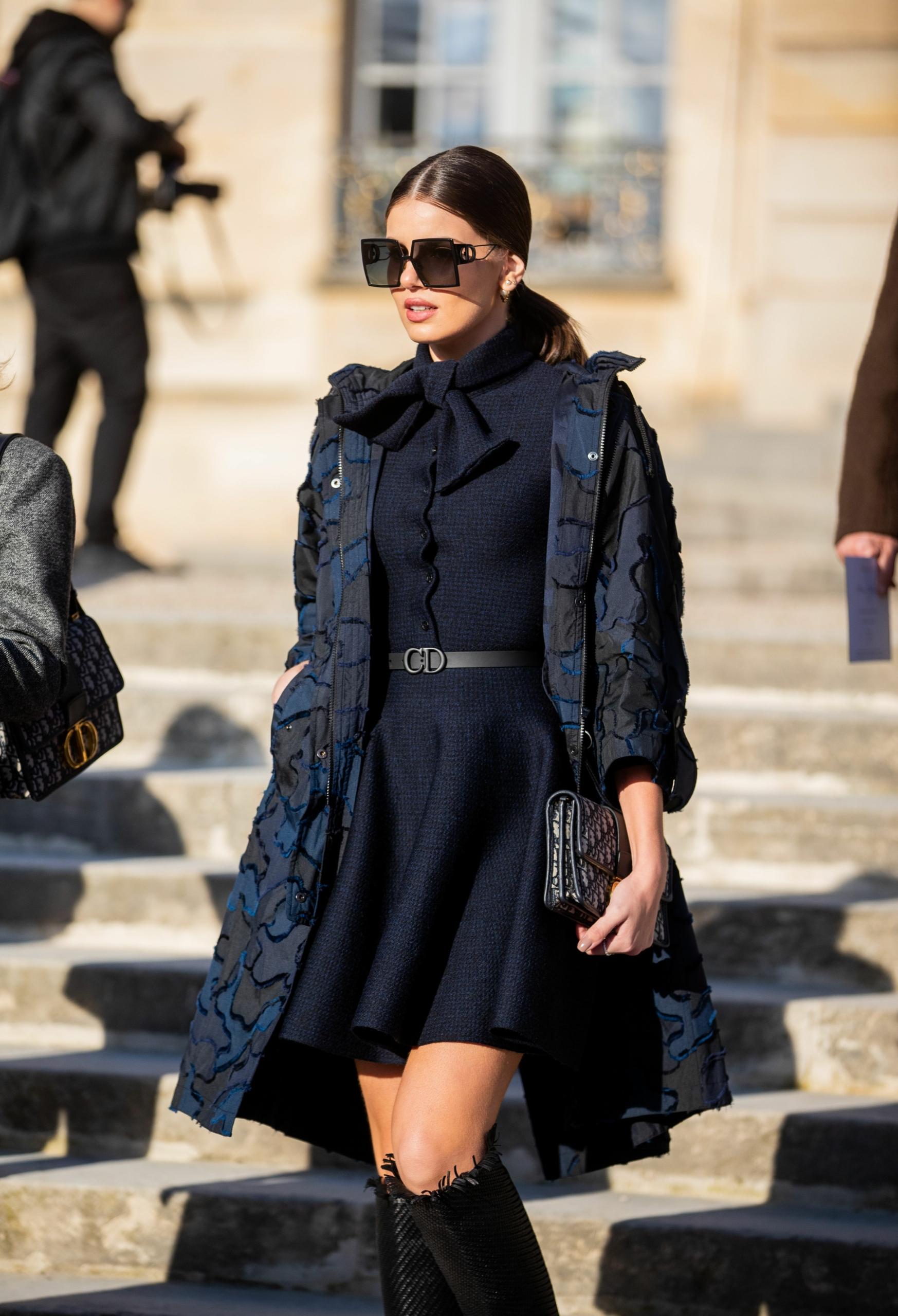 Camila Quiroz in Dior