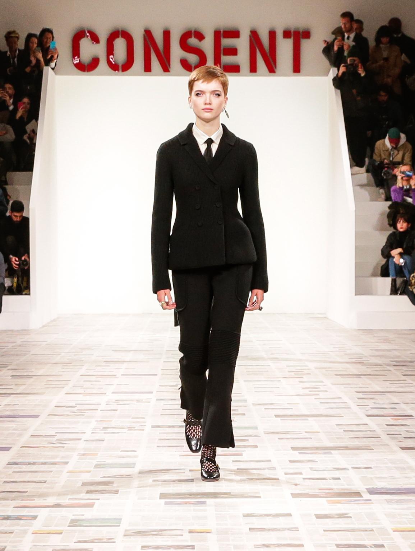 Catwalk Dior Female
