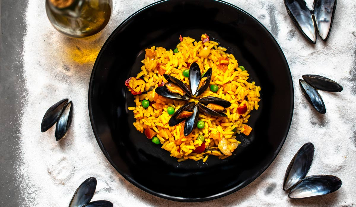 The easiest dishes to cook at home: Spaghetti Bolognese, Ratatouille & Paella