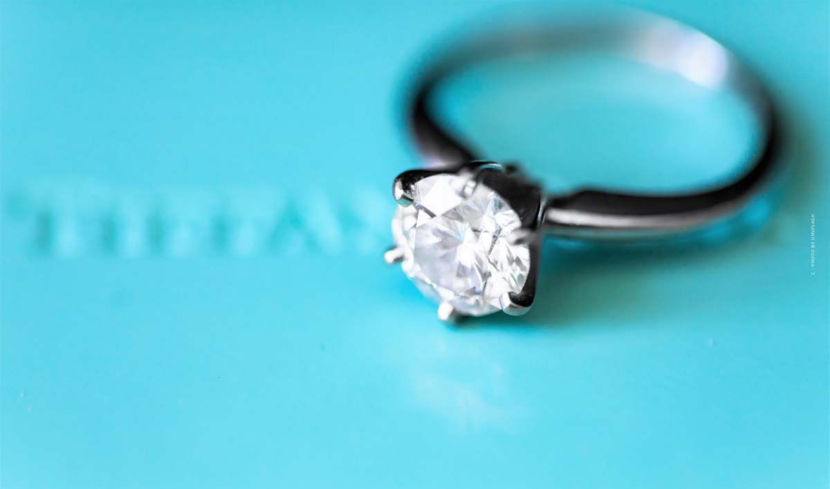 Tiffany & Co.: Rings, necklaces, bracelets, earrings