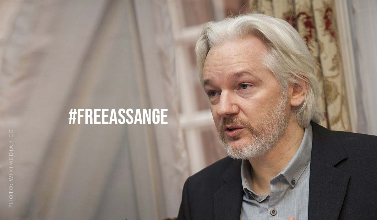 Free Assange Petition