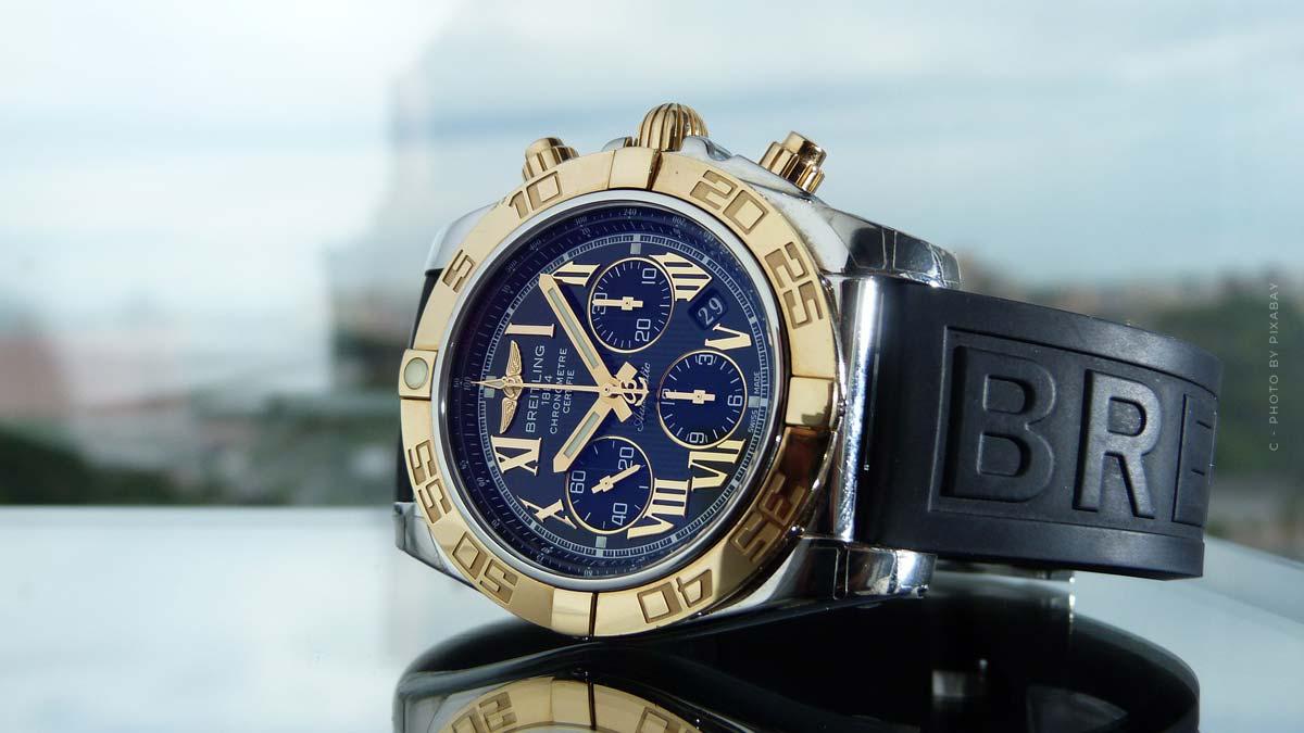 Breitling Watches XXL: Chronomat, Navitimer, Superocean & Co.