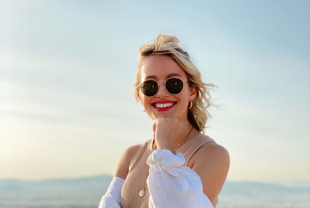 Dani Herold interview: Stylish fashion & travel blogger about being a mum