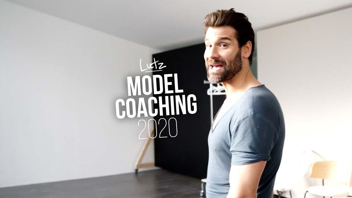 Model Coaching Backstage + Interview: Model Guru Lutz Marquardt (Tips for GNTM Castings)