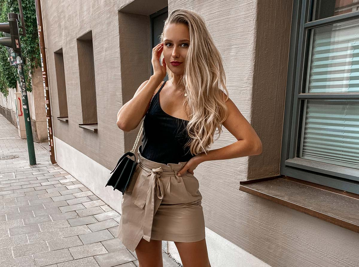 Styling tips, fashion & Instagram - Interview with blogger Anpaulinas