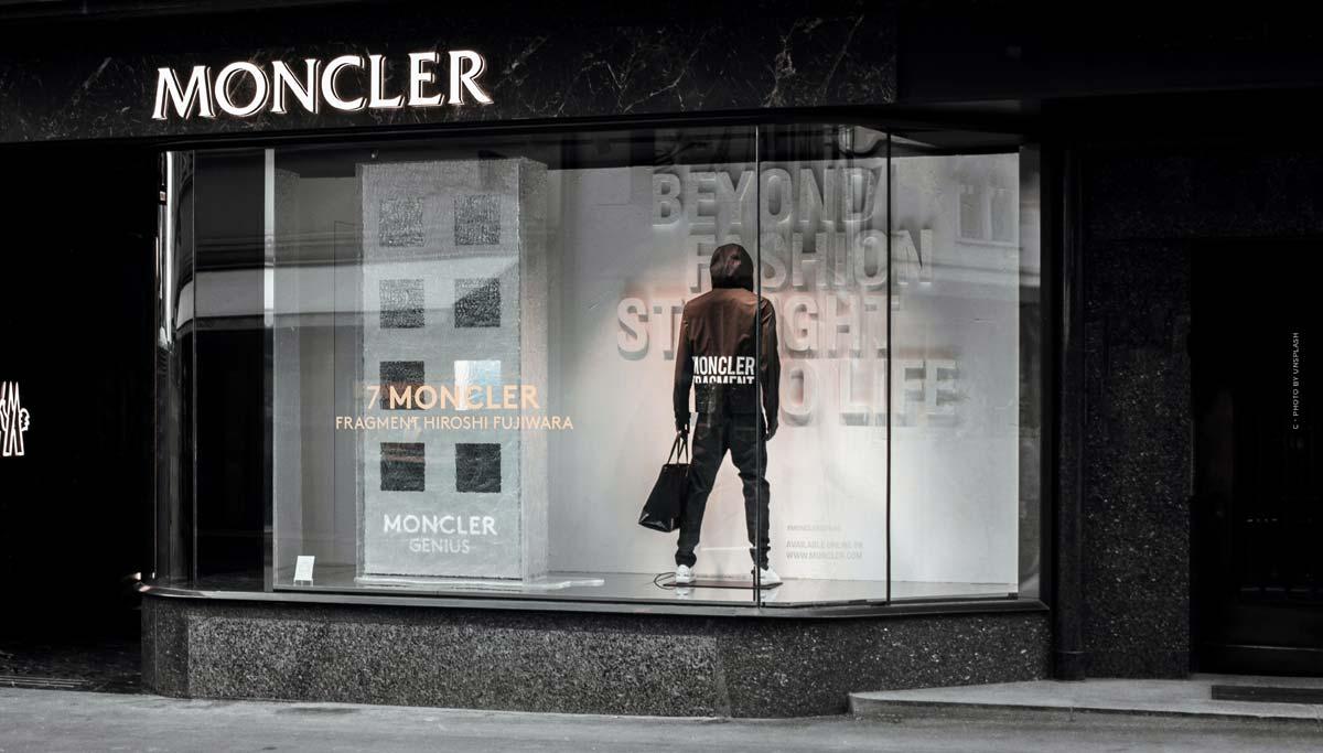Luxury Shopping Hamburg (18 Stores): Moncler, Fendi, Hermès and Co.