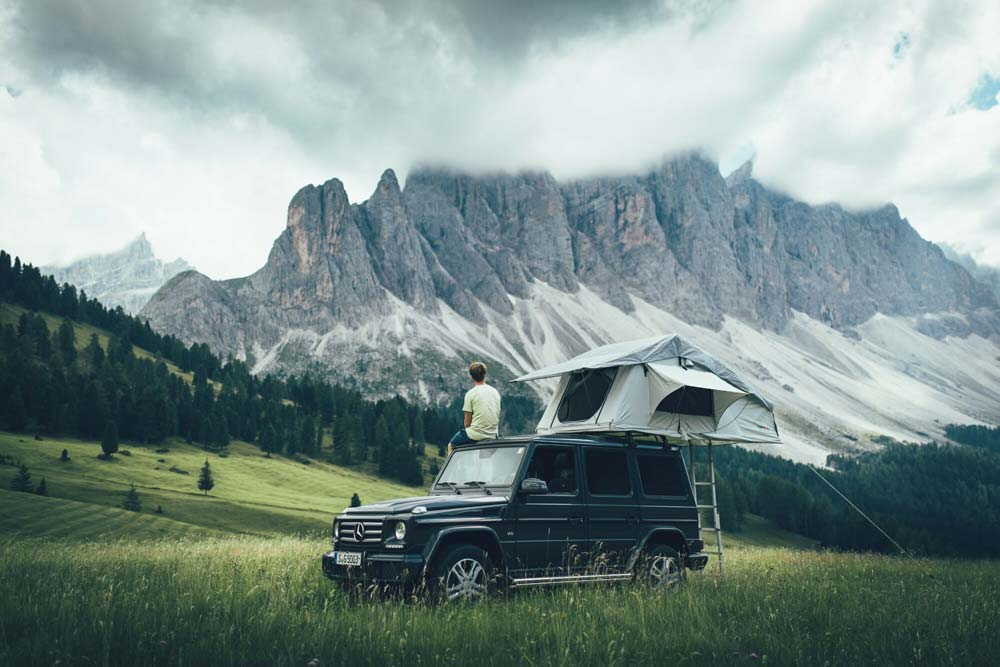 Roof tent manufacturer: list, models & prices - Buy roof tent