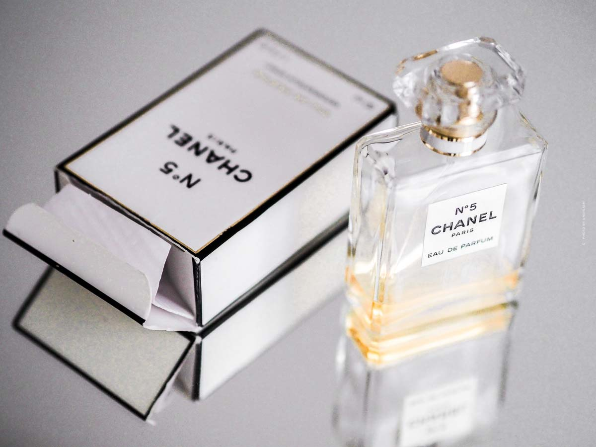 No 5, Mademoiselle & Gabrielle: sensual fragrance creations from the house of Chanel