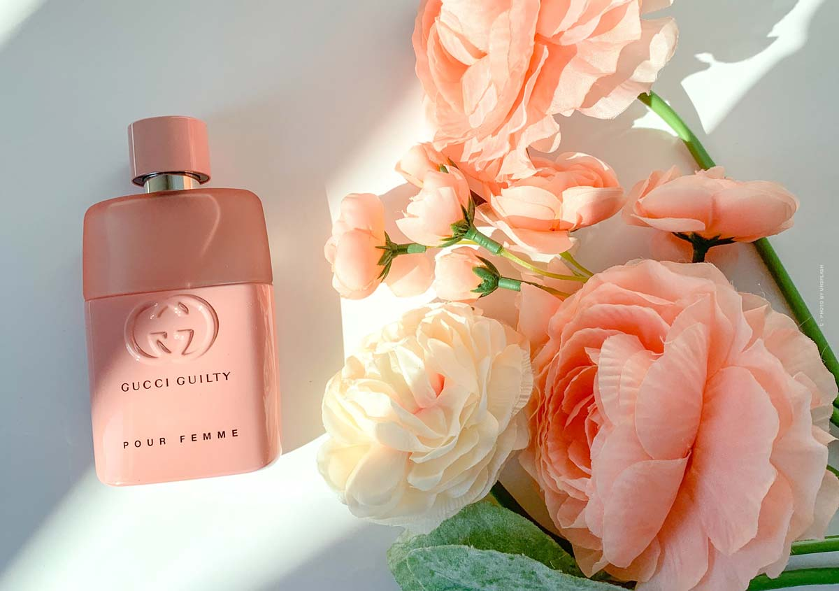 Really fragrant! Gucci Floral Perfumes: Flora, Bloom and Guilty