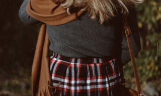 Layered look: With layering warm through the winter – tips & tricks on fabrics, colors & Co.