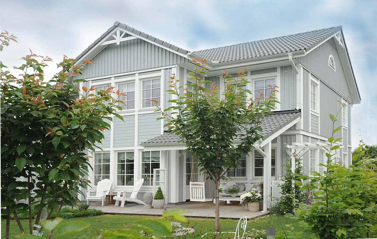 Single-family home: build, buy or rent? Modern ideas for your own home