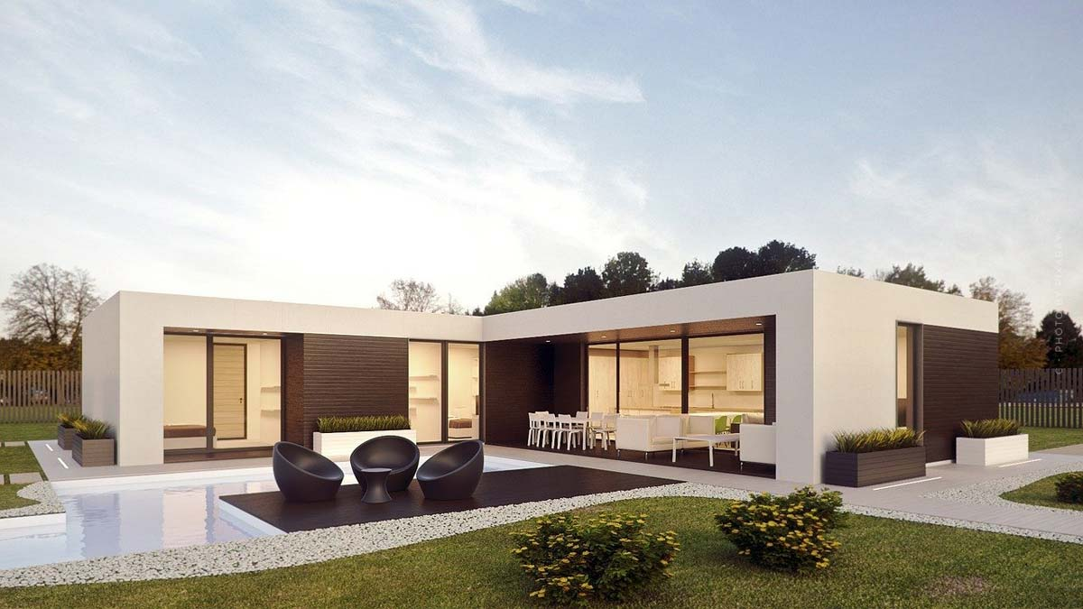 Prefabricated house: advantages & disadvantages at a glance, as well as costs and house types in comparison