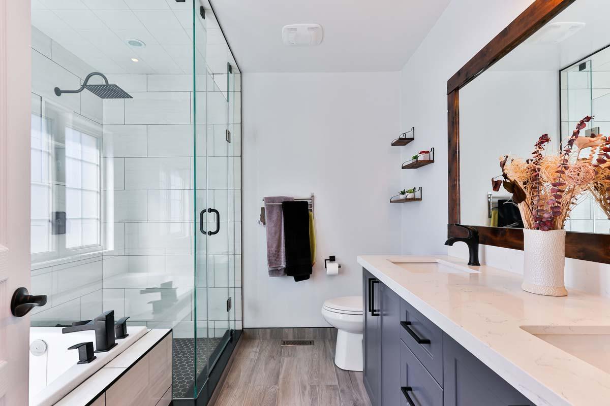Maison Valentina: luxury bathroom, exceptional furnishings around bathtubs, washbasins & furniture