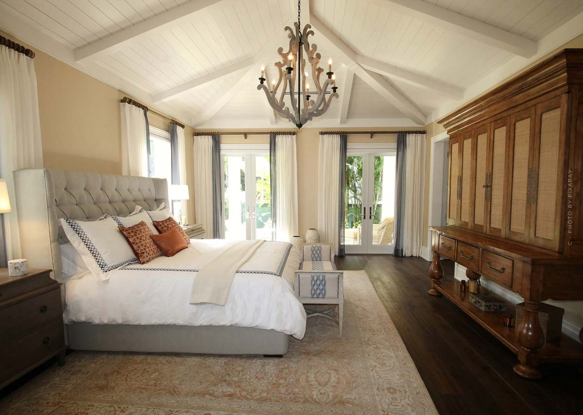 Country style furnishing: tips for living room, bedroom & kitchen in country look