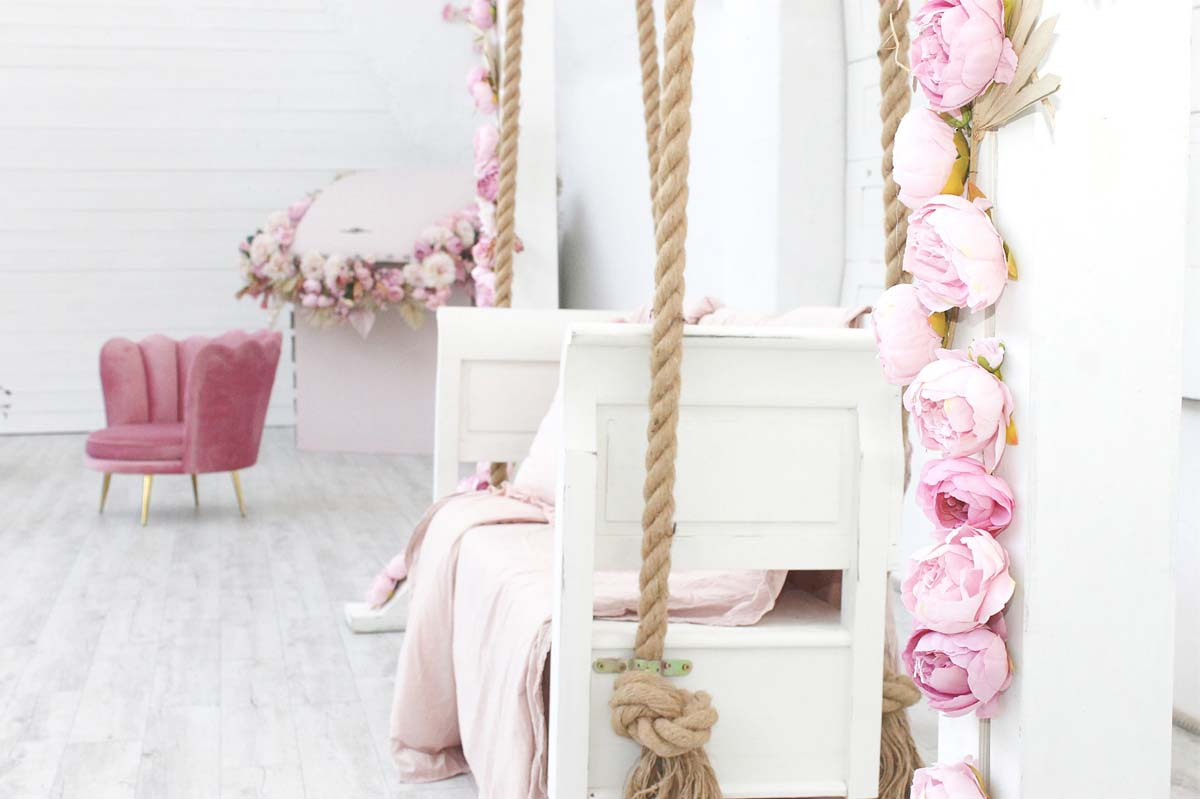 Shabby Chic: Vintage furniture pimped - decoration, ideas and tips for the romantic shabby look in your room