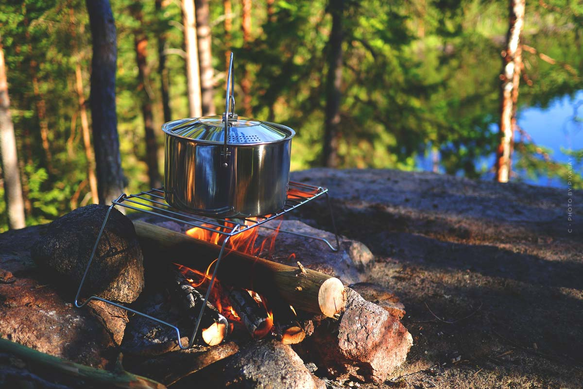 Camping Cooking Tips: Recipes, Grilling with Meat & Vegetarian