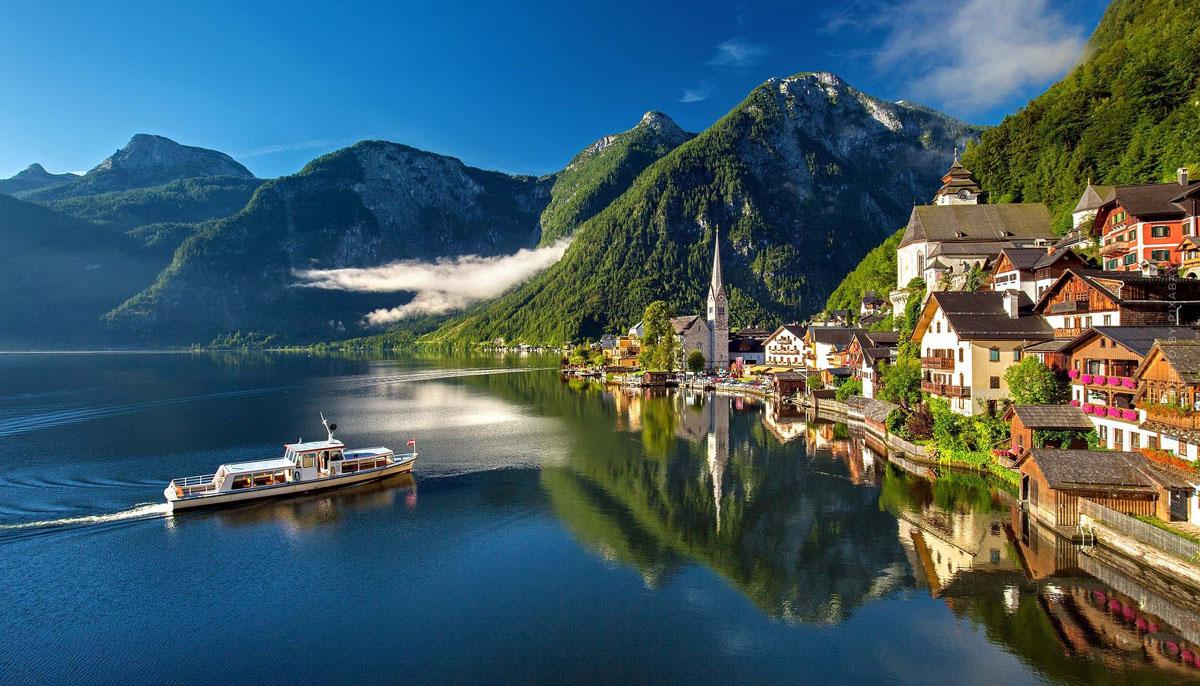 Holidays in Austria: Vienna, Graz, Gmunden & Co