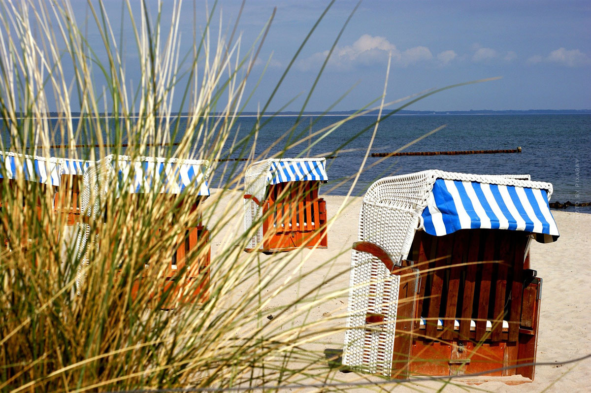 Holiday on Rügen: Ferry, weather and activities for the perfect trip