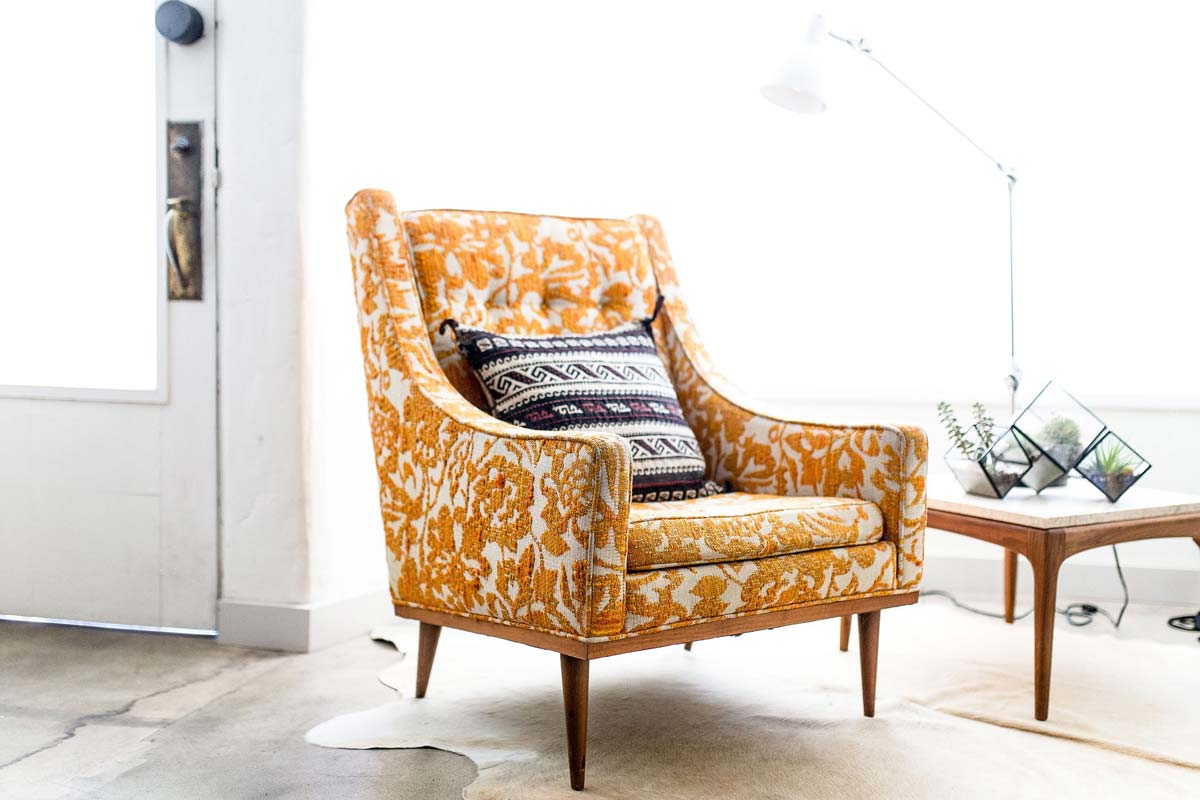 Armchair: hanging armchair, relax armchair or wing chair - choose your classic or use the eye-catcher for living room & co.